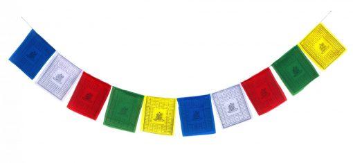 Tibetische Gebetsfahnen Größe XL