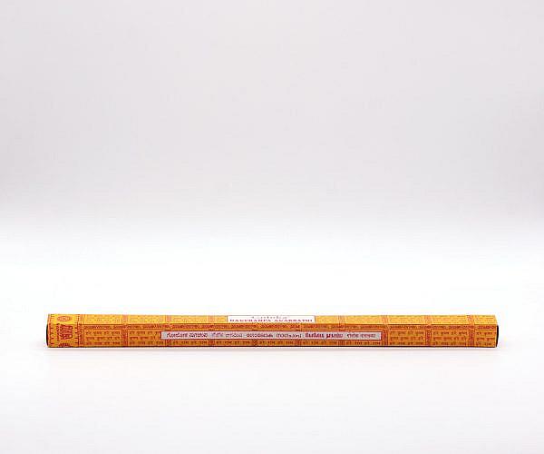 Räucherstäbchen Goloka Nag Champa Agarbathi 8 Gramm seitlich