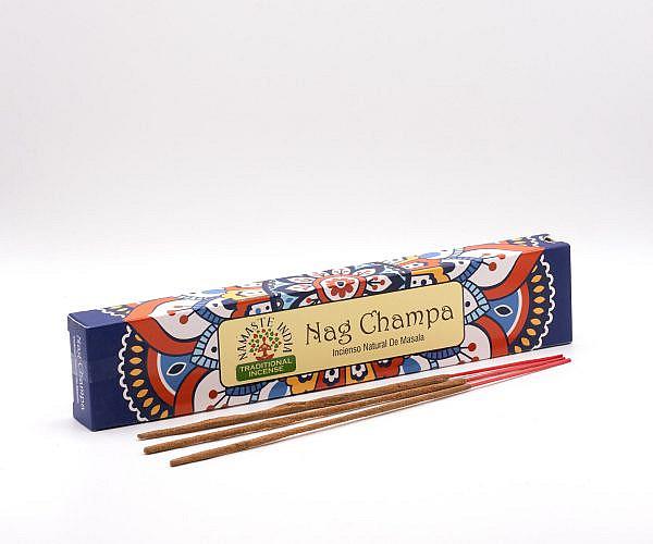 Räucherstäbchen Namaste India Nag Champa traditional incense