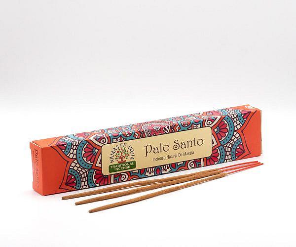 Räucherstäbchen Namaste India Palo Santo 15 Gramm traditional incense
